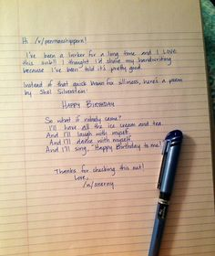How You Can Improve Your Handwriting Handwriting Styles To Copy, Handwriting Examples, Improve Your Handwriting, Handwriting Analysis, Cursive Handwriting, Beautiful Handwriting, Handwriting Practice, Penmanship, Shel Silverstein Poems
