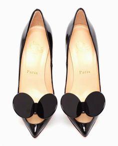 Trendy Wedding, blog idées et inspirations mariage ♥ French Wedding Blog: {shoe friday} Les Louboutin de Madame Mouse ♥