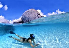 Top Snorkel Sites from the British Virgin Islands