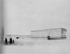 Illinois Institute of Technology. Master Plan 1939-1940  Ludwing Mies van der Rohe