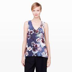 Madie Tank - Sleeveless Shirts at Club Monaco