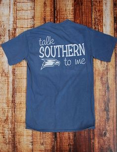 GSU Talk Southern to me - BLUE JEAN at Barefoot Campus