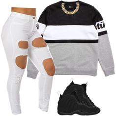 My outfit for tomorrow Lit Outfits, Cute Swag Outfits, Teen Fashion Outfits, Dope Outfits, Look Fashion, Trendy Outfits, Fall Outfits, Summer Outfits, School Outfits