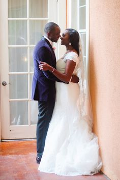 Romantic Chic Nigerian Wedding in Houston - Munaluchi Bridal Magazine