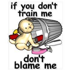 Free dog training tips