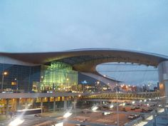 Международный аэропорт Шереметьево / Sheremetyevo International Airport (SVO) , город Химки