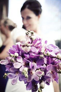 Pretty purple! #Minnesota #wedding #flowers