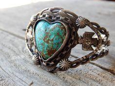 Native American Jewelry Statement Jewelry by TribalByDesign