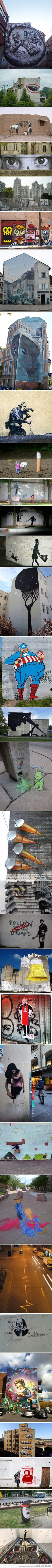 The best of street art…