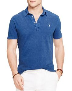 Polo Ralph Lauren Featherweight Polo Shirt - Regular Fit