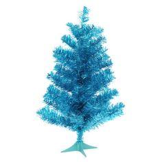 Teal tree!