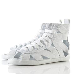 online store b35e2 78763 TRIPLE Cut Out Peep Toes Shoe Box, High Top Sneakers, Me Too Shoes,