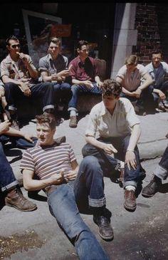 Teens, 1950s