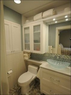 Bathroom Cabinets Over Toilet Inspiration - Google Search