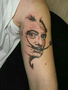 Dali tattoos