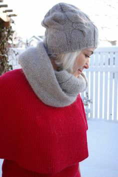 Ravelry: Hineri Hat pattern - Olga Buraya-Kefelian IMGP4851 by chaika6, via Flickr