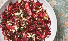 Yotam Ottolenghi's beetroot recipes | Life and style | The Guardian