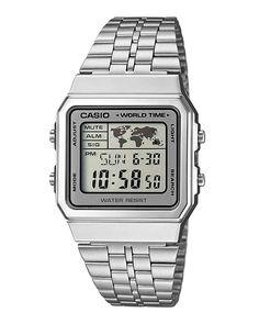 Ρολόι CASIO Collection Digital Ladies A-500WEA-7EF