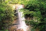 Cucumber Falls at Ohiopyle State Park, PA