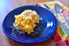 Pressure Cooker Macaroni and Cheese via @DadCooksDinner