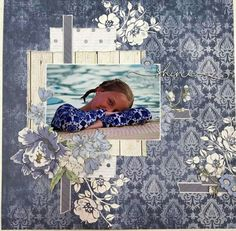 scrapbooking layout called best days using wandering ivy papers Mixed Media Scrapbooking, Kids Scrapbook, Scrapbook Page Layouts, Travel Scrapbook, Scrapbook Pages, Scrapbooking Ideas, Gypsy Rose, Writing Art, Layout Inspiration