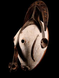 Fine Tribal Mask Ogoni Nigeria