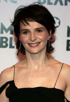 Juliette binoche - this is the hair I want!