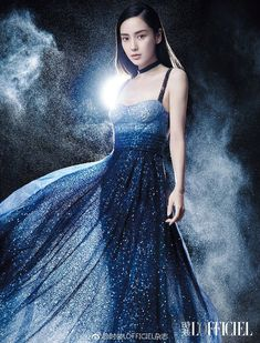 DramaPanda: Back to Back: Angelababy and Dilraba Dilmurat Dior Dress, Evolution Of Fashion, Fashion Magazine Cover, Angelababy, How To Iron Clothes, Most Beautiful Dresses, Beauty Shoot, Female Stars, Chinese Actress