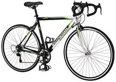 Schwinn Men's Axios 700c Drop Bar Road Bicycle, Silver/Black/Green, 21.5-Inch Frame/55CM http://coolbike.us/product/schwinn-mens-axios-700c-drop-bar-road-bicycle-silverblackgreen-21-5-inch-frame55cm/