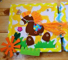 Развивающие книжки, развивающие книжки ручной работы, учимся играя, детские книжки из ткани и фетра