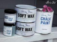 One Girl In Pink: Ten Projects...One Can of Chalk Paint!