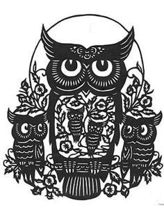 5 owls