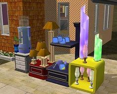 Mod The Sims - Custom objects placeable on OFB displays and shelves *UPD 22APR*