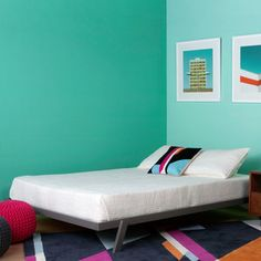 Angus King Bed Gray by Blu Dot x Fab | Fab.com $599