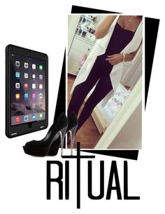 """""""Ritual - Angie #3"""" by keywolf ❤ liked on Polyvore featuring Casadei"""