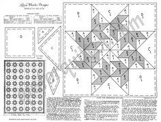 Resultado da imagem para padrões de patchwork