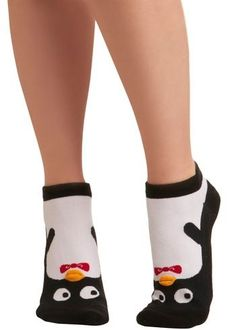 2. #Penguins - 36 Pairs of Fun #Socks to Make You Smile ... → #Fashion [ more at http://fashion.allwomenstalk.com ]  #Short #Source #Food #Constellation #Super