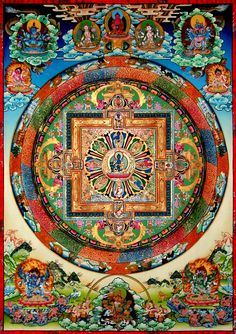 #Medicine #Buddha Teachings — by Thrangu Rinpoche