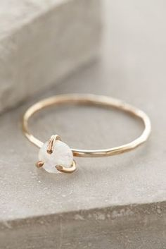 Five and Two Serena Ring #anthrofave