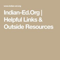 Helpful Links & Outside Resources The Outsiders, Literature, Indian, Link, Indian People, Literatura