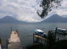 Lake Atitlan, Jaibalito, Guatemala