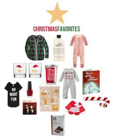 Christmas favorites for mom, dad, and baby via @Jessica Garvin