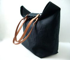 Independent Reign Linen Tote Bag