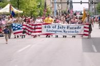 4th july parade lexington ky 2012