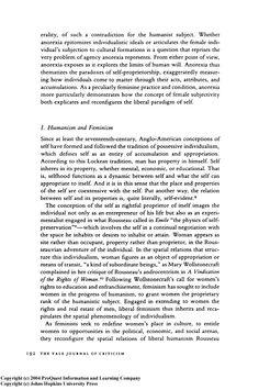 Anorexia nervosa argumentative essay