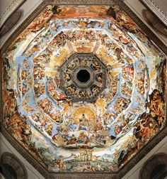The Last Judgement, Duomo Firenze - one of my favourite places in the world....fantastic