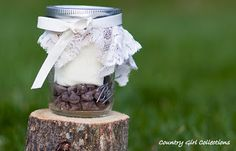 Country Girl Collections: S'more Wedding Favors