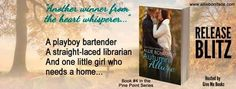 RELEASE BLITZ Title: Autumn Allure Series: Pine Point #4 Author: Allie Boniface Genre: Small Town Contemporary Romance Release Date: September 15 2016 BLURB Time for this playboy to face the music. He just never dreamed it would be a lullaby Nate Hunter went to college for a business degree but he prefers working as a bartender and enjoying his small-town single life. Then a dying ex-girlfriend tracks him down to tell him he has a daughter he never knew existed. Nate doesnt know the first…
