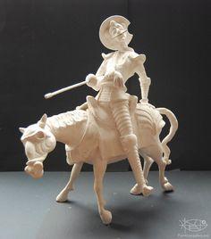 Torozyan Gaik Levonovich - 'Don Quixote'