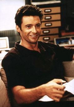 Welcome to the page of HughJackMania! Resource about Hugh Jackman. Here you can find the lastest information, exclusive photos,. Hugh Jackman Young, Hugh Michael Jackman, Celebrity Dads, Celebrity Weddings, Jack Hughman, Laughing Man Coffee, Hugh Wolverine, Marcus Butler, The Greatest Showman